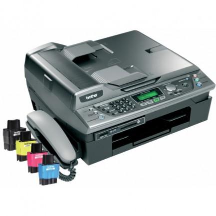 Brother MFC-640 CW Druckerpatronen