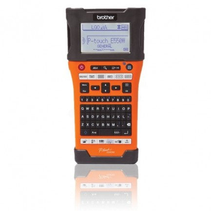 Brother P-Touch E 550 W VP Farbband